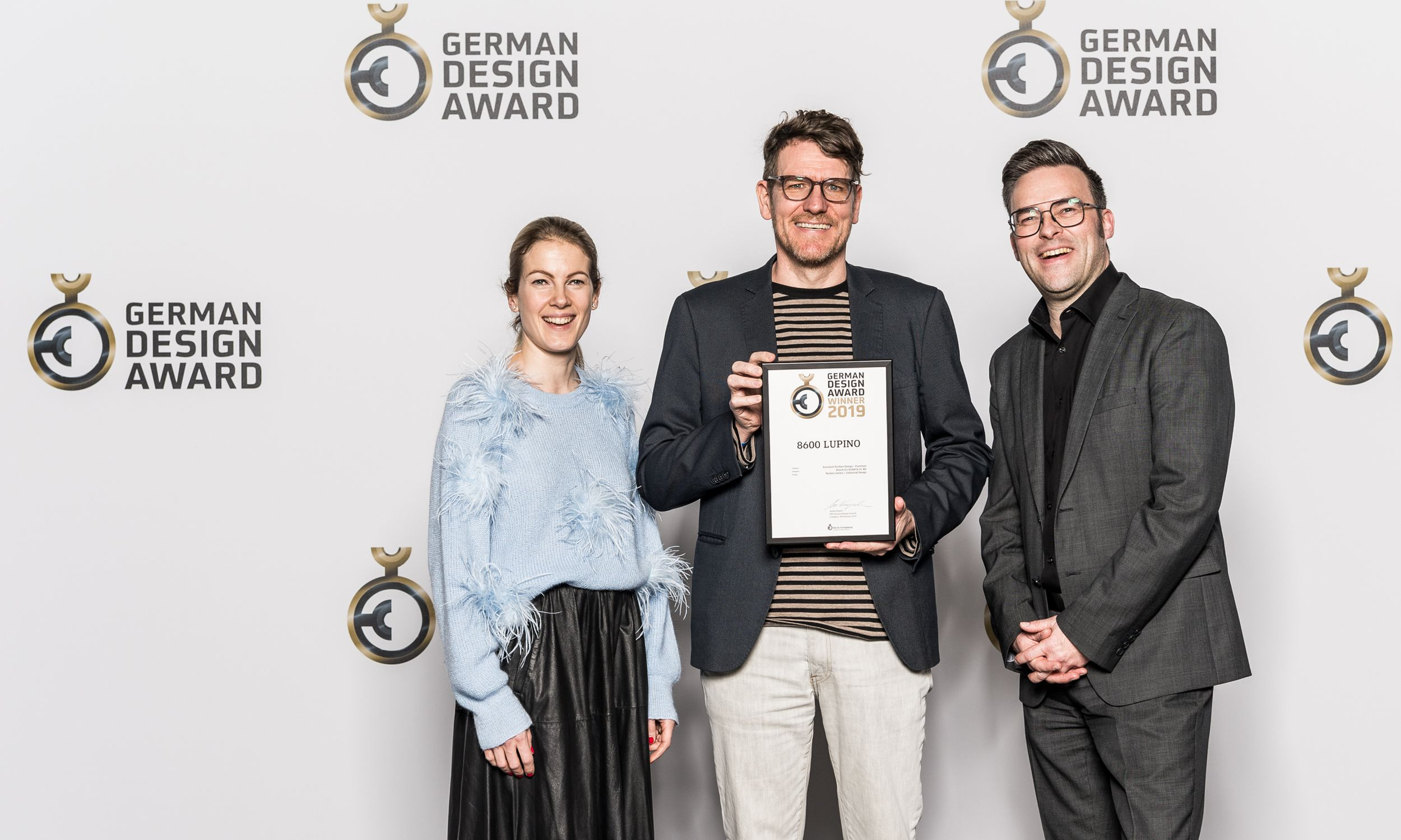 Nagroda German Design Award 2019 dla Kusch+Co